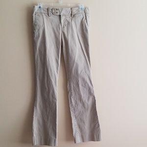 American Eagle Outfitters Khaki Pants Sz 0 short